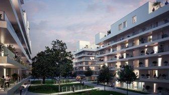 Appartements neufs Linea Verde investissement loi Pinel à Rennes