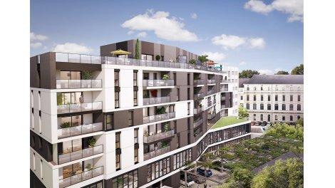 Appartement neuf Influence à Vannes