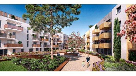 Appartement neuf Les Amarantes - le Cours d'Allonville à Nantes