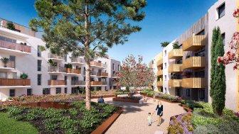 Appartements neufs Les Amarantes - le Cours d'Allonville à Nantes