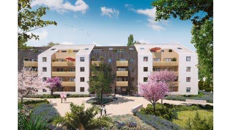 appartement neuf à Nantes