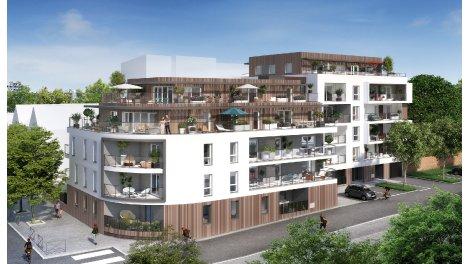 Appartement neuf Kiosque / Painlevé investissement loi Pinel à Rennes