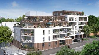 Appartements neufs Kiosque / Painlevé investissement loi Pinel à Rennes