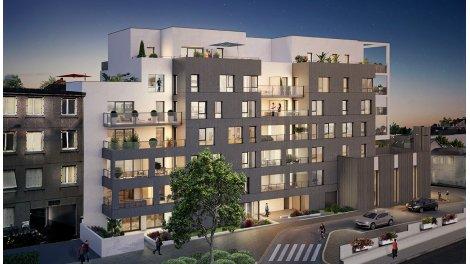 Appartement neuf Avant-Scène investissement loi Pinel à Vannes