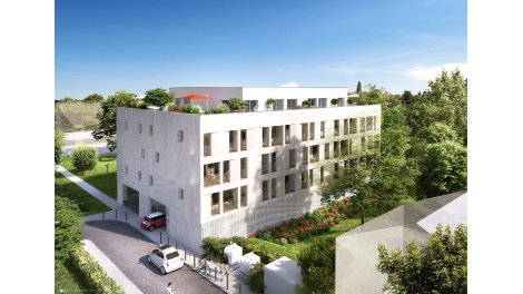Appartement neuf Carré Bel Air à Bègles