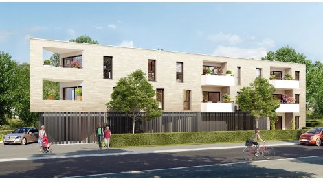 Appartements neufs Le Marn 96 AV. investissement loi Pinel à Mérignac