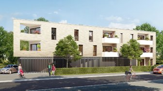 Appartements et maisons neuves Le Marn 96 AV. investissement loi Pinel à Mérignac