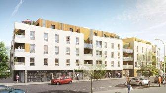 Appartements neufs Le Cours d'Allonville investissement loi Pinel à Nantes