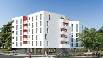 Appartements neufs Iléa investissement loi Pinel à Nantes