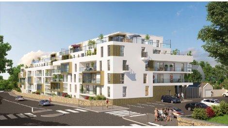 Appartement neuf Parc du Ronceray investissement loi Pinel à Rennes