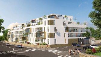 Appartements neufs Parc du Ronceray à Rennes