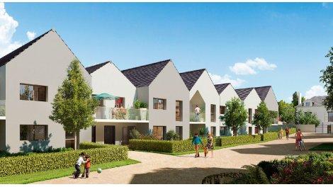 Appartement neuf Allée de la Hulotais investissement loi Pinel à Saint-Malo