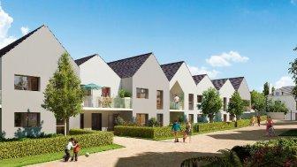 Appartements et maisons neuves Allée de la Hulotais investissement loi Pinel à Saint-Malo