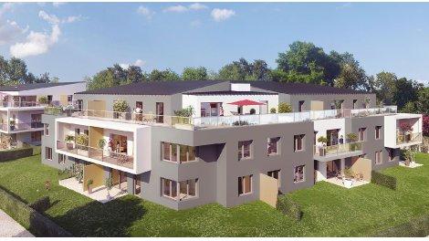 Appartement neuf Terra Liza à Vannes