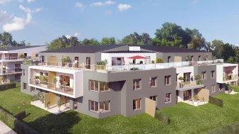 Appartements neufs Terra Liza à Vannes