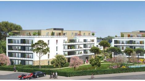 Appartement neuf Blue Baie investissement loi Pinel à Arzon