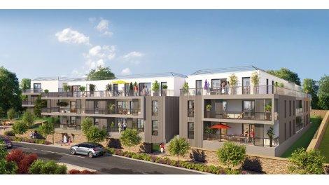 Appartement neuf Ambre investissement loi Pinel à Arradon