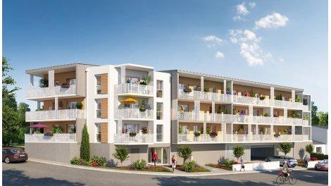 Appartement neuf Bleuenn investissement loi Pinel à Guipavas