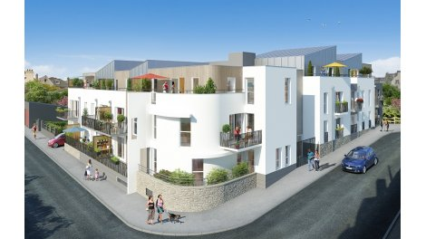 Appartement neuf Yseo investissement loi Pinel à Brest