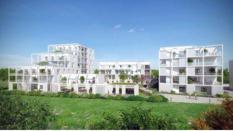 Appartement neuf Plein Ciel investissement loi Pinel à Rennes