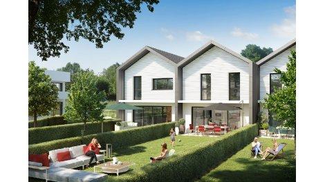 Maisons neuves Le Marn 96 AV. - Maisons investissement loi Pinel à Mérignac