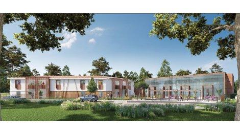 Appartement neuf Le Domaine de Villepreux - la Résidence à Saint-Aubin-de-Medoc