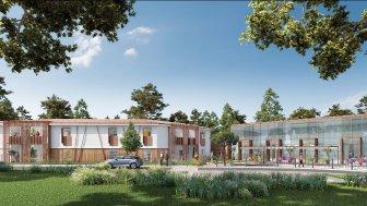 Appartements neufs Le Domaine de Villepreux - la Résidence à Saint-Aubin-de-Medoc