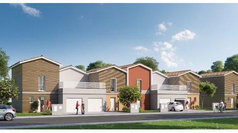 Maisons neuves Le Domaine de Villepreux - les Cottages à Saint-Aubin-de-Medoc