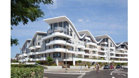 Appartements neufs Nouvelle Vague investissement loi Pinel à Le Pouliguen