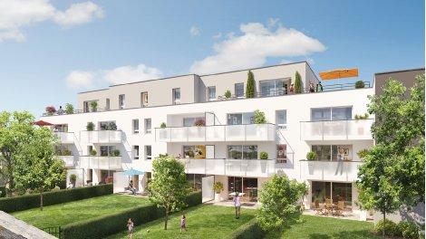 Appartement neuf Patio Nina à Plescop
