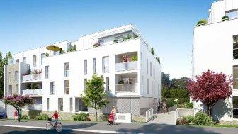 Appartements neufs Villa Bianca investissement loi Pinel à Aytre