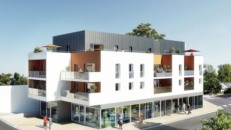 Appartement neuf Villa Saint-Martin investissement loi Pinel à Betton