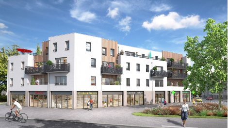 Appartement neuf Les Hauts du Cens à Nantes