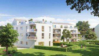 Appartements neufs Rive de l'Ise investissement loi Pinel à Noyal-Chatillon-sur-Seiche