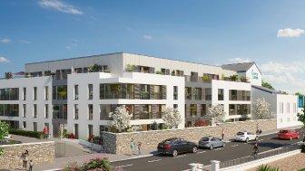 Appartements neufs Coeur Village investissement loi Pinel à Saint-Herblain