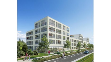 Appartements neufs Horizon Park investissement loi Pinel à Angers