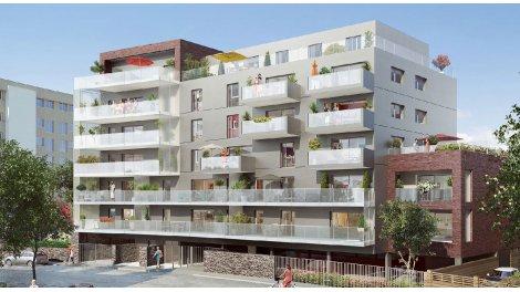 Appartement neuf Faubourg Saint-Hélier à Rennes