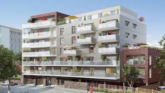 Appartements neufs Faubourg Saint-Hélier à Rennes