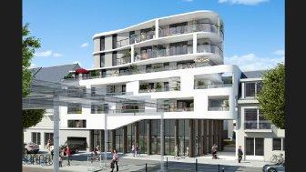 Appartements neufs Quai Chazelles à Lorient