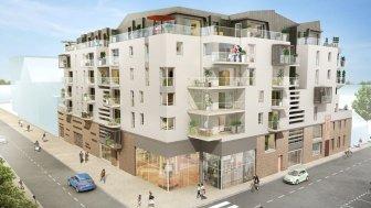 Appartements neufs Résidence Rocabey investissement loi Pinel à Saint-Malo