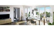 Appartements neufs Parc2cé éco-habitat à Angers