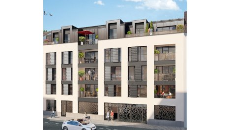 Appartement neuf Cours Tara investissement loi Pinel à Angers