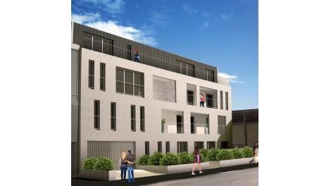 Appartement neuf Etoile Matisse éco-habitat à Bègles