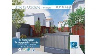 Appartements et maisons neuves Etoile la Gardette investissement loi Pinel à Lormont