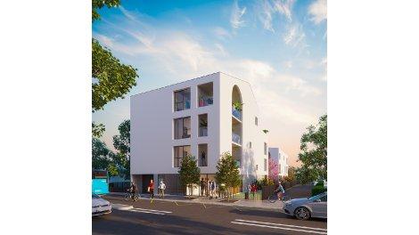 Appartement neuf Les Ontines éco-habitat à Mérignac