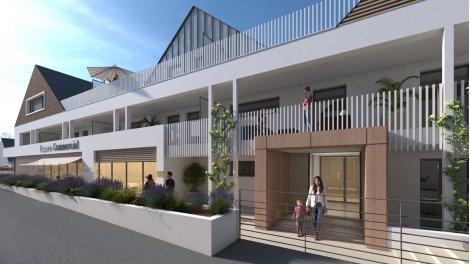 immobilier ecologique à Larmor-Plage