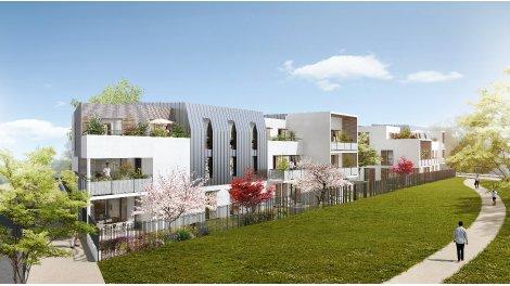 Appartement neuf Résidences Emeraudes éco-habitat à Lacroix-Saint-Ouen