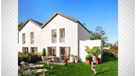 Appartements et maisons neuves Saint Vincent de Tyrosse éco-habitat à Saint-Vincent-de-Tyrosse