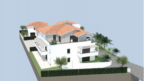 Maisons neuves Anglet 4 Cantons investissement loi Pinel à Anglet
