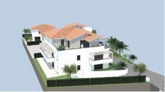 Maisons neuves Anglet 4 Cantons éco-habitat à Anglet